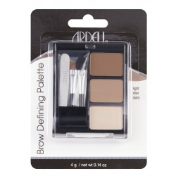 ARDELL BROW DEFINING Palette LIGHT - Paleta Cieni