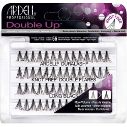 ARDELL NATURALS Rzęsy Kępki DOUBLE LONG Knot Free