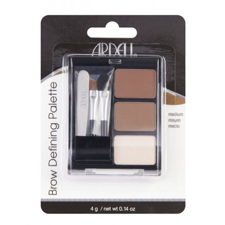 ARDELL BROW DEFINING Palette MEDIUM  Paleta Cieni