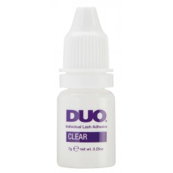 Duo Individual Lash Adhesive Clear (7 gr) DROPPER