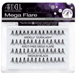 ARDELL Flare MEGA Ind Knot-Free MEDIUM Black MEGA