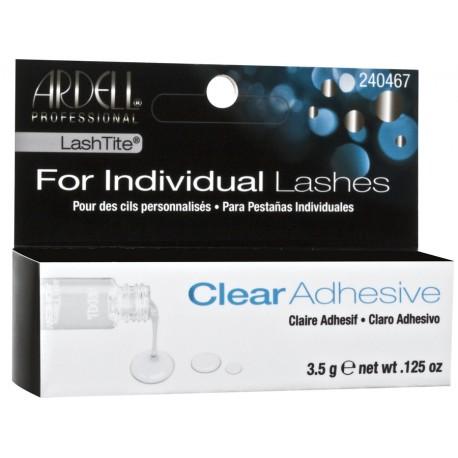 ARDELL Klej do Rzęs - LashTite CLEAR Adhesive 3,5g (przezroczysty)