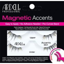 ARDELL Rzęsy Połówki BLACK  Magnetic Lash Accents 001