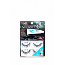 Ardell PRO TWIN  PACK Wispies BLACK