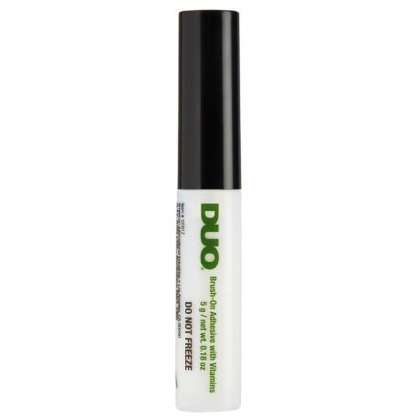DUO Brush On CLEAR Adhesive Vitamin Klej 5g