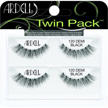 Ardell PRO TWIN  PACK LASH 120 BLACK